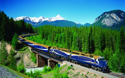 Alaska cruisetour in combinatie met de Rocky Mountaineer