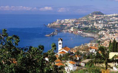Canarische eilanden en Madeira vertrek en aankomst Amsterdam