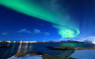 Het Noorderlicht en Noordkaap