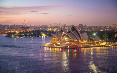 18-daagse cruisetour Australië & Nieuw-Zeeland 2020