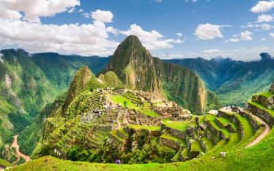 Begeleide cruisetour naar Zuid-Amerika