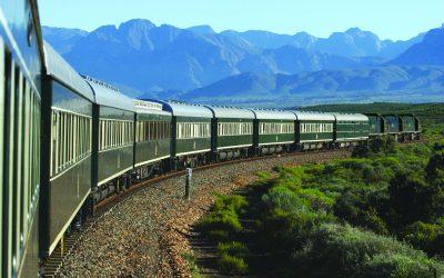 21-daagse trein- en cruisetour Zuid-Afrika