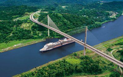 Doorvaart door het Panamakanaal