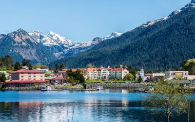 Alaska cruise inclusief Rocky Mountaineer treinreis