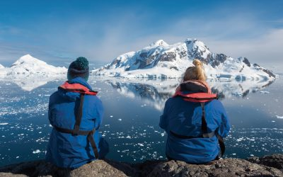 Expeditiecruise naar Antarctica